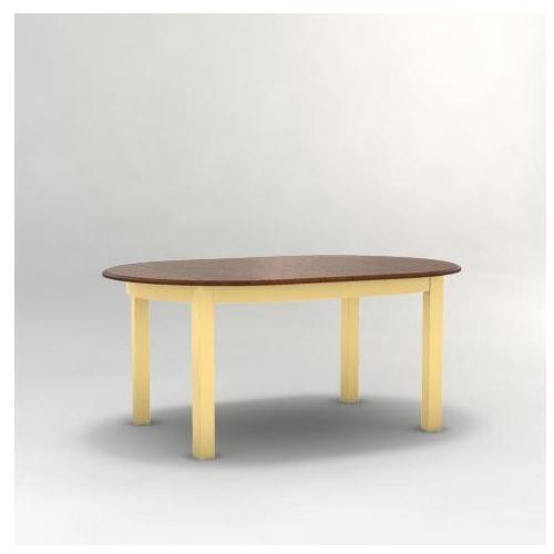 Canadel Custom Dining<b>Customizable</b> Oval Table Set