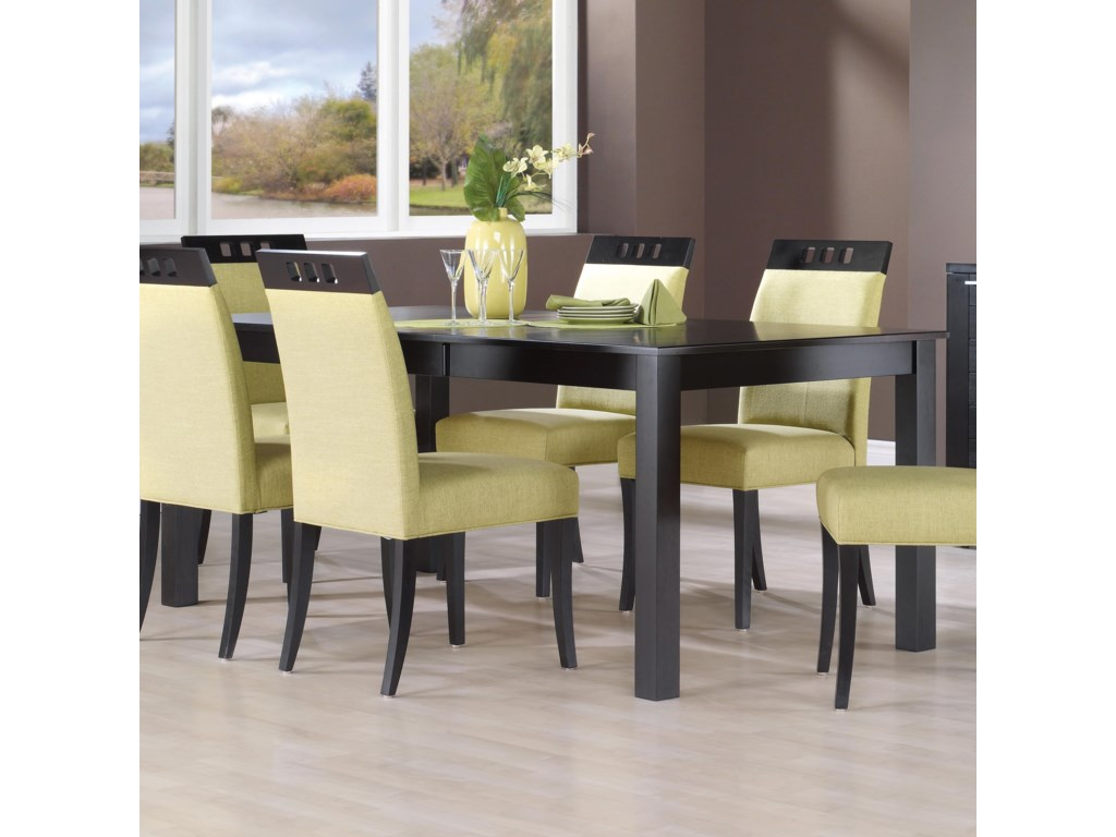 Canadel Custom Dining<b>Customizable</b> Rectangular Table