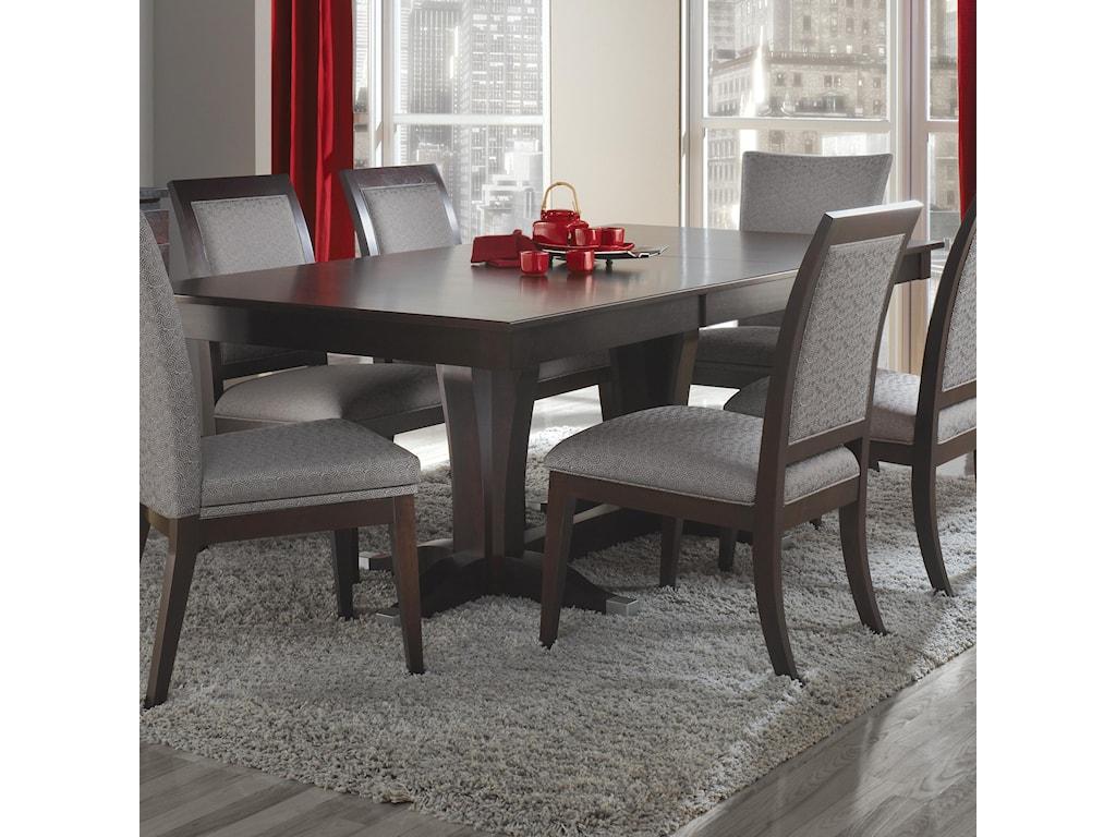 Canadel Custom Dining <b>Customizable</b> Rectangular Table