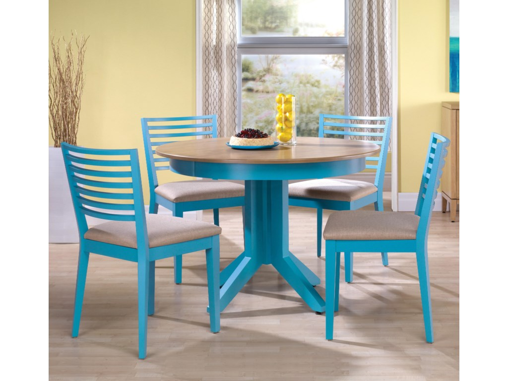 Canadel Custom Dining<b>Customizable</b> Round Table Set