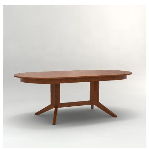 Canadel Custom Dining<b>Customizable</b> Oval Table