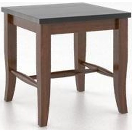 <b>Customizable</b> Wooden Seat Bench, 18""