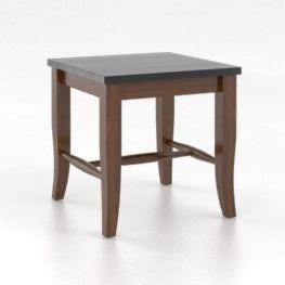Canadel Custom Dining<b>Customizable</b> Wooden Seat Bench, 18