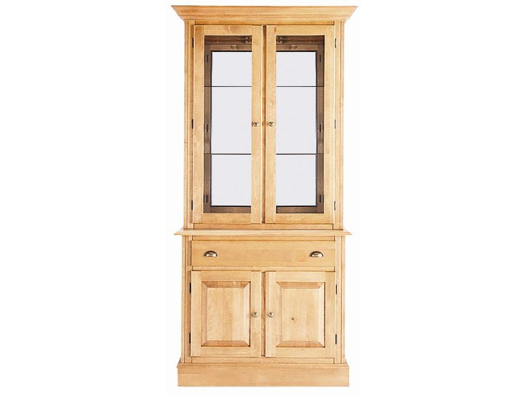 Canadel Custom Dining<b>Customizable</b> 38 Inch Hutch & Buffet