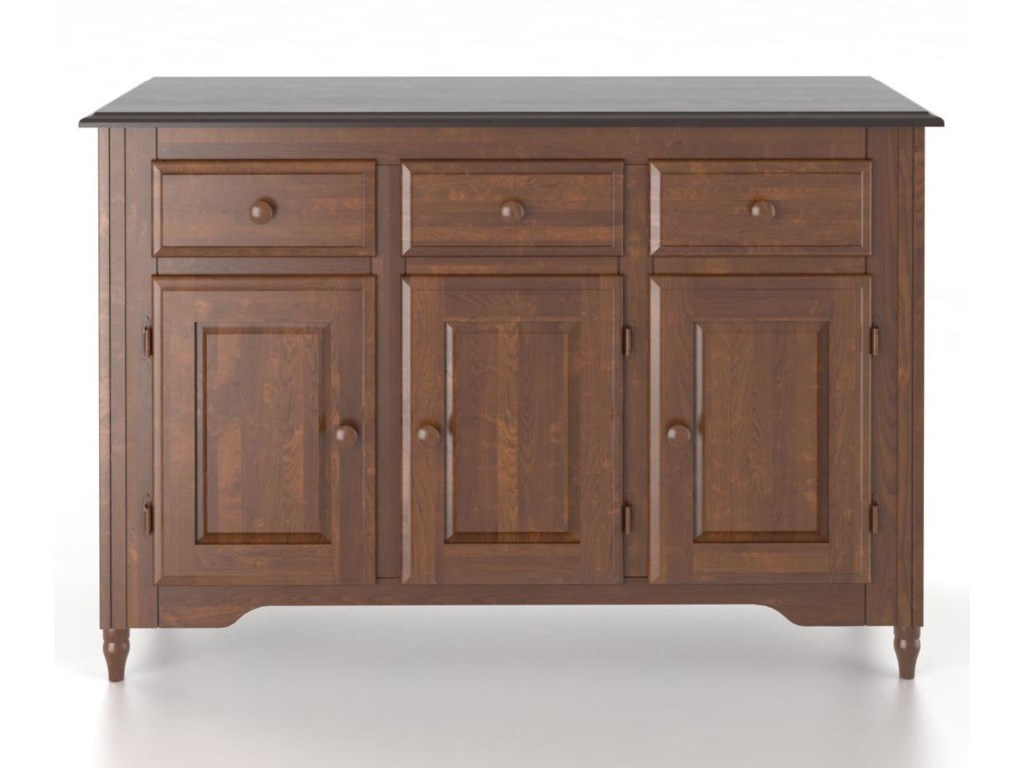Canadel Custom Dining<b>Customizable</b> 48 Inch Buffet