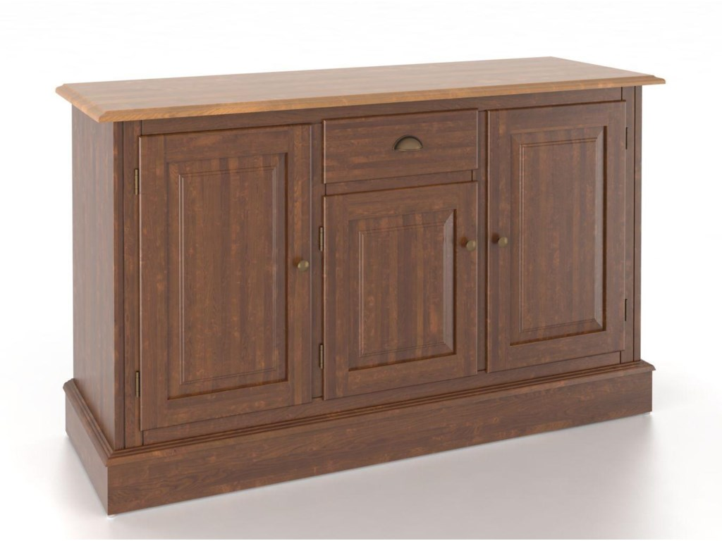 Canadel Custom Dining<b>Customizable</b> 54 Inch Buffet