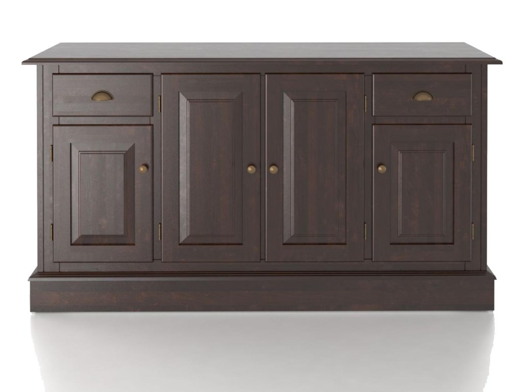Canadel Custom Dining<b>Customizable</b> 60 Inch Buffet