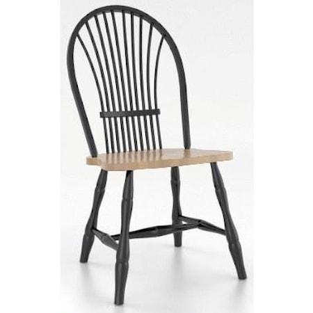 <b>Customizable</b> Windsor Side Chair