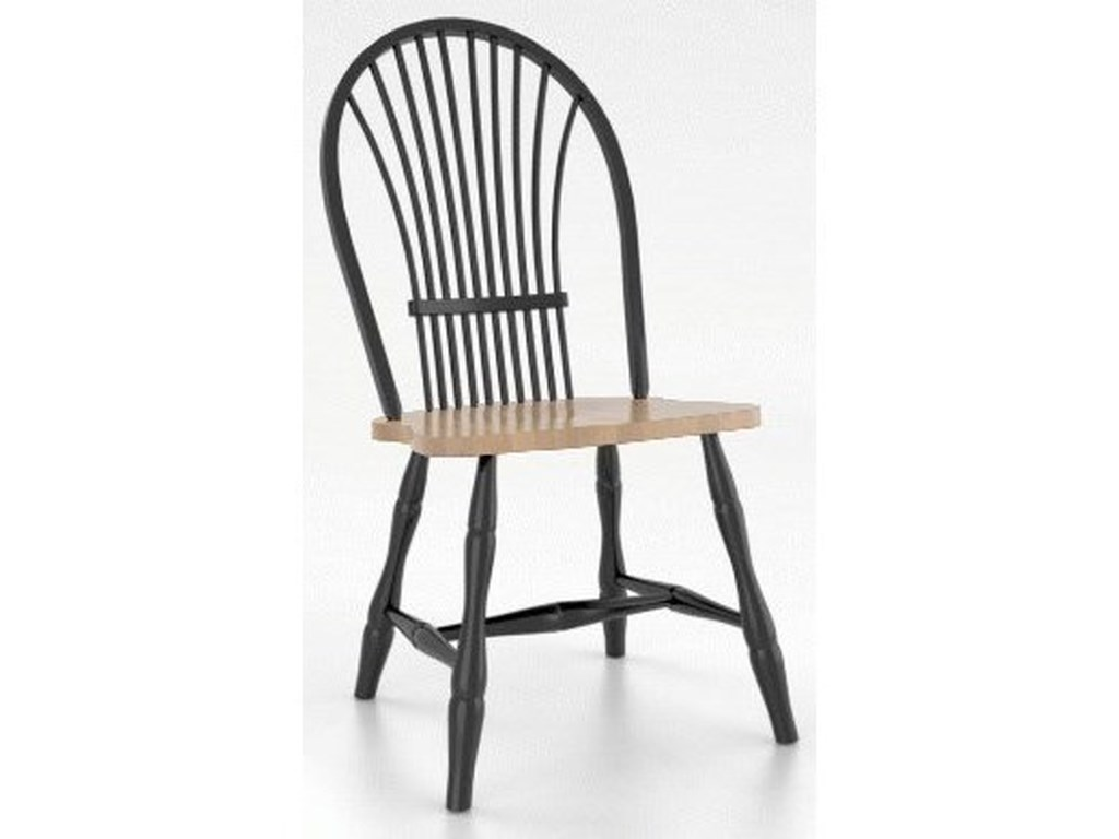Canadel Custom Dining<b>Customizable</b> Windsor Side Chair