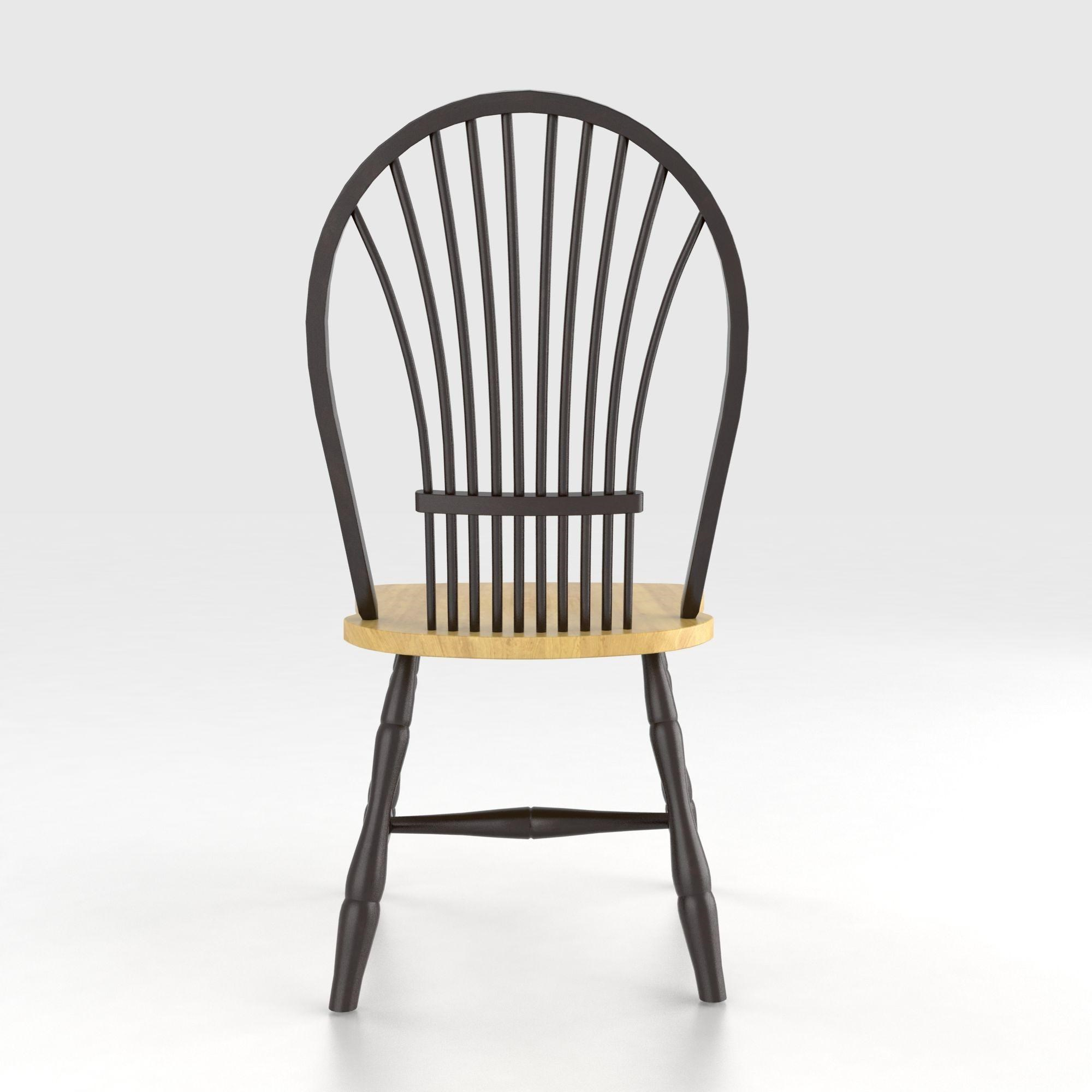 ... Canadel Custom Diningu003cbu003eCustomizableu003c/bu003e Windsor Side Chair ...