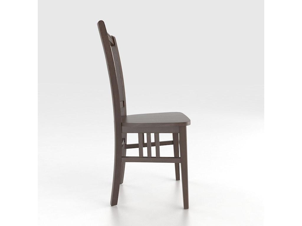 Canadel Custom Dining<b>Customizable</b> Side Chair