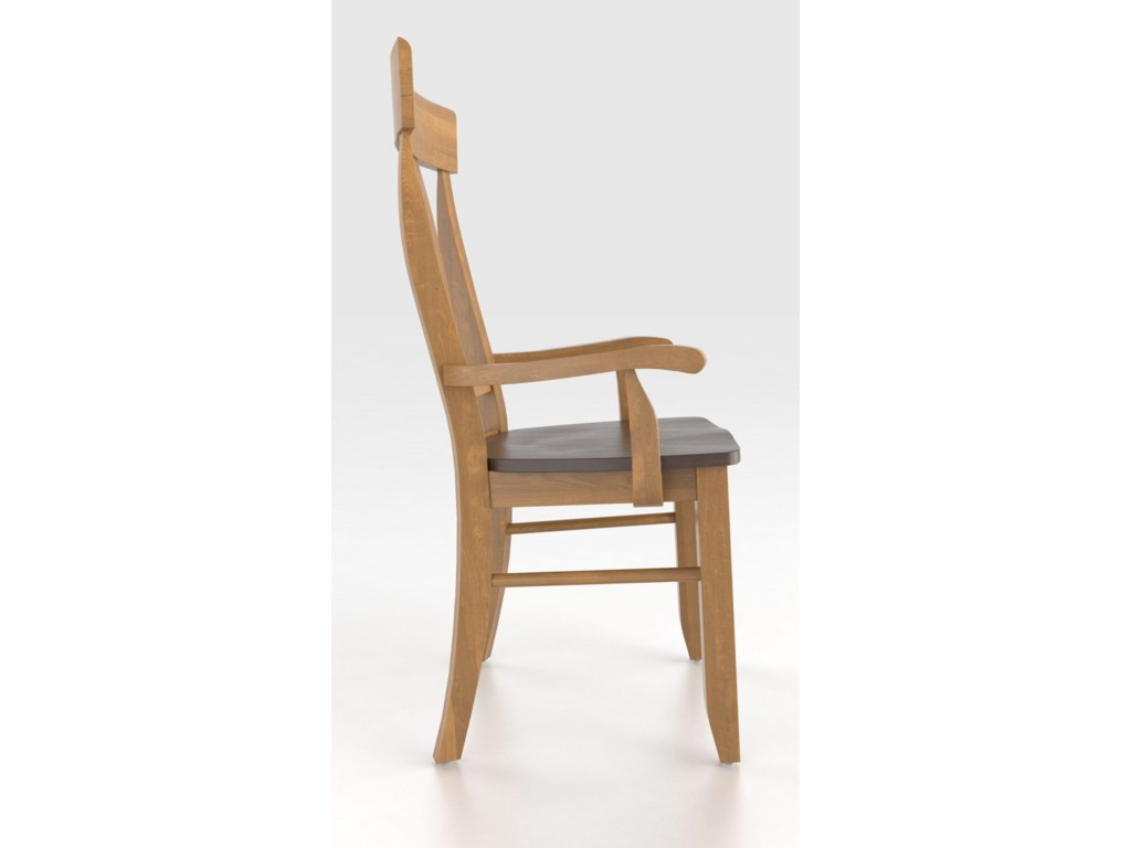 Canadel Custom Dining<b>Customizable</b> Armchair