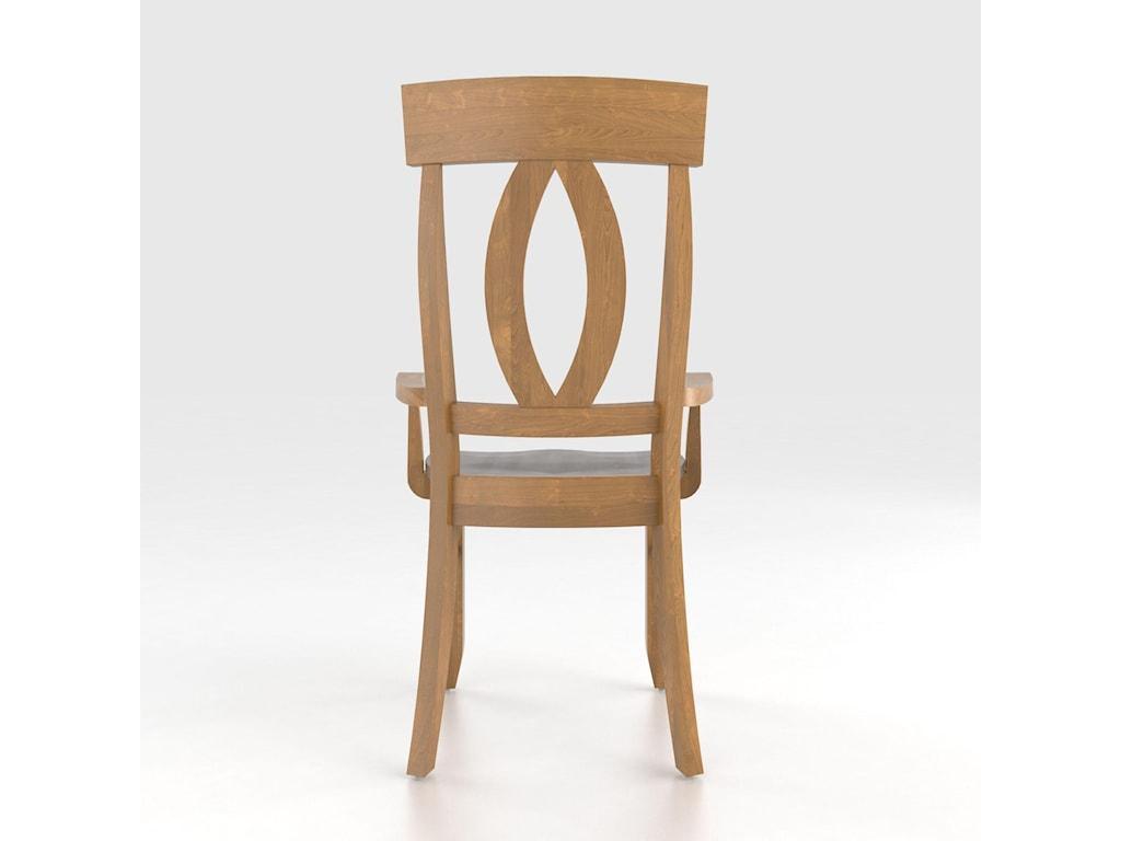 Canadel Custom Dining<b>Customizable</b> Armchair