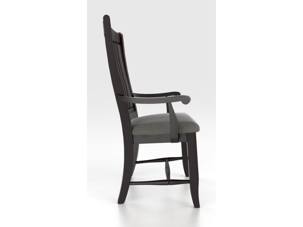 Canadel Custom Dining<b>Customizable</b> Upholstered Armchair