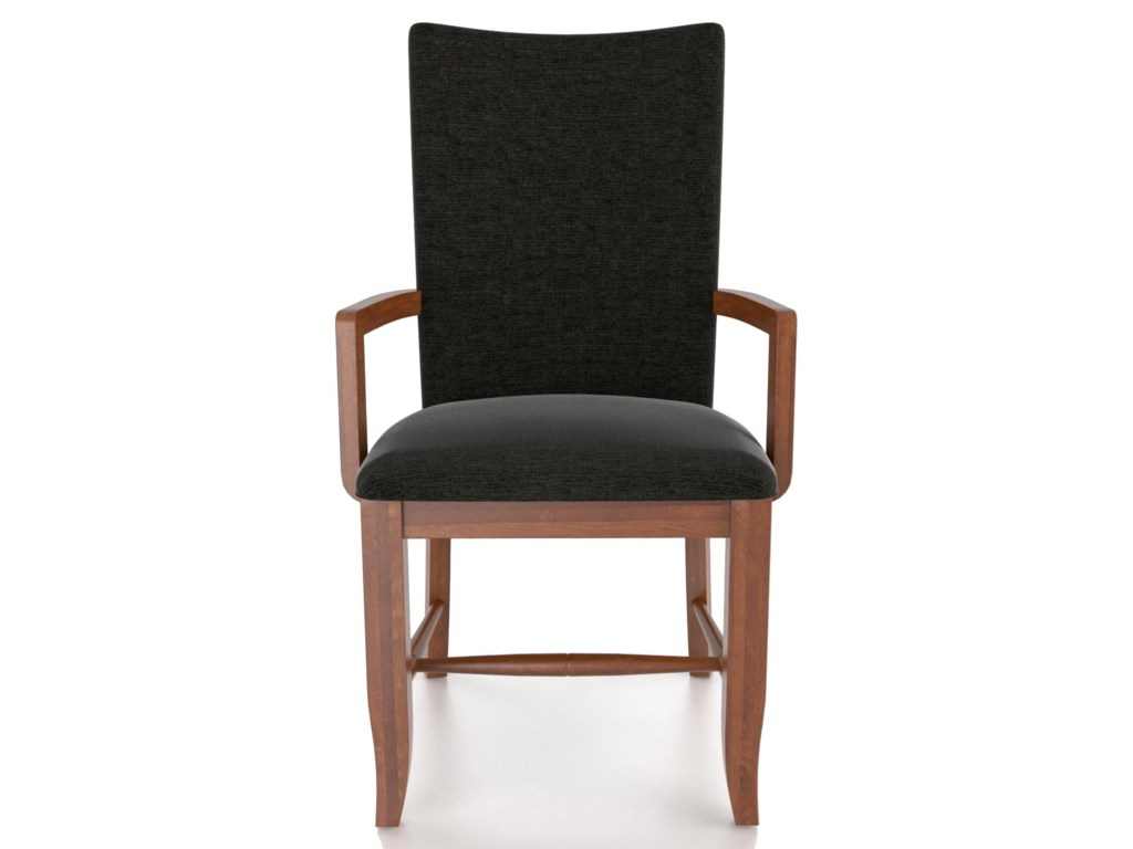 Canadel Custom Dining<b>Customizable</b> Arm Chair