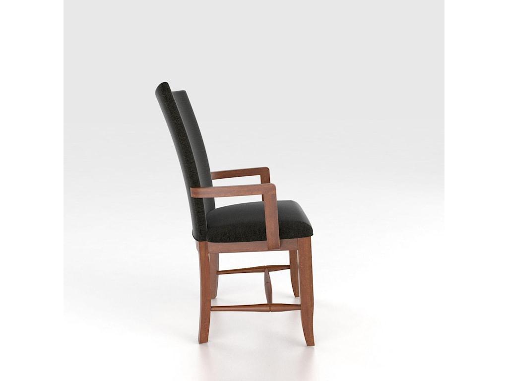 Canadel Custom Dining<b>Customizable</b> Arm Chair