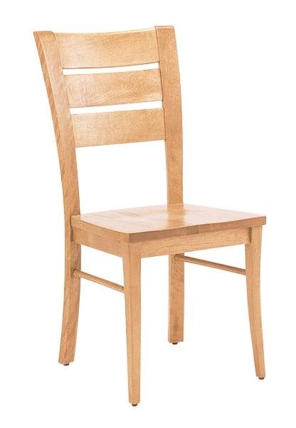 Canadel Custom Dining<b>Customizable</b> Side Chair - Wood Seat
