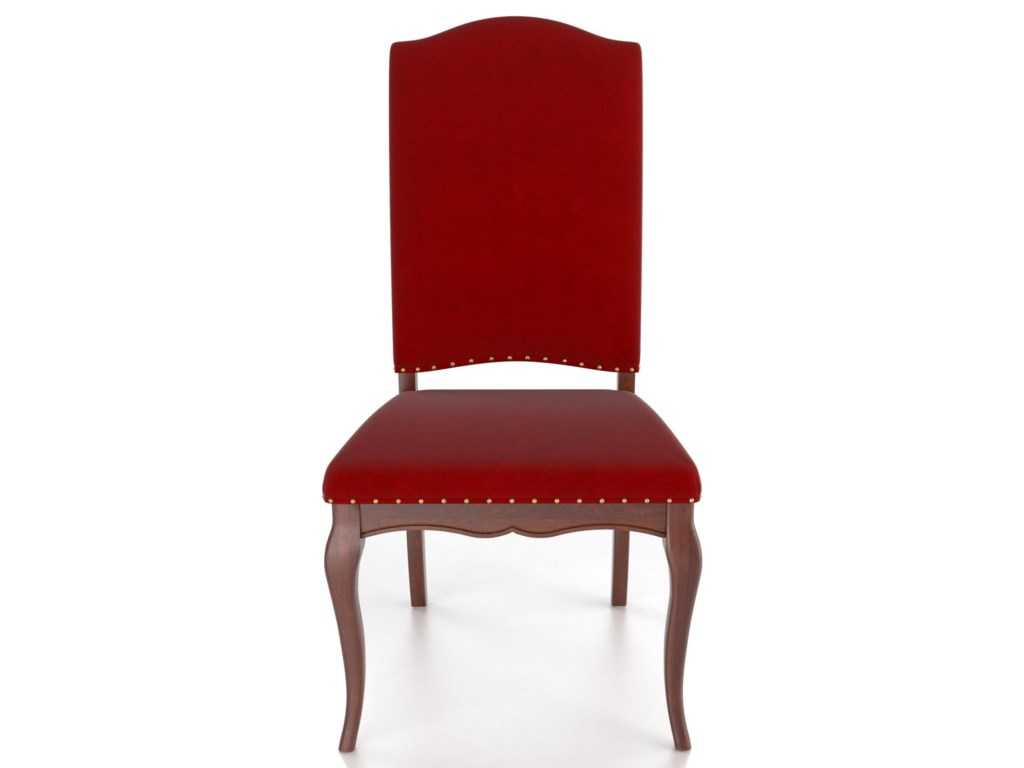 Canadel Custom Dining B Customizable Upholstered Side Chair