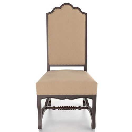 Canadel Custom Dining Traditional Customizable Upholstered Side Chair
