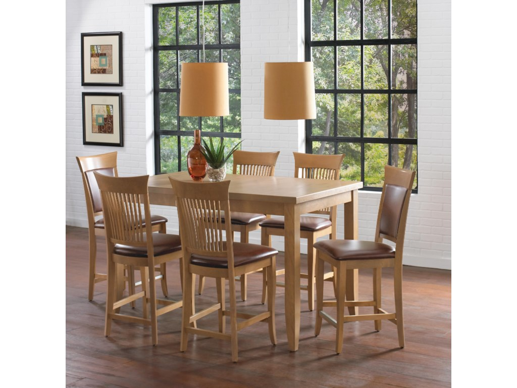 Canadel Custom Dining - High DiningCustomizable 24