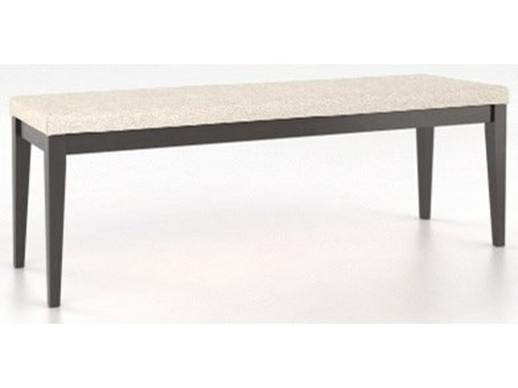 Canadel Core - Custom DiningCustomizable Upholstered Dining Bench