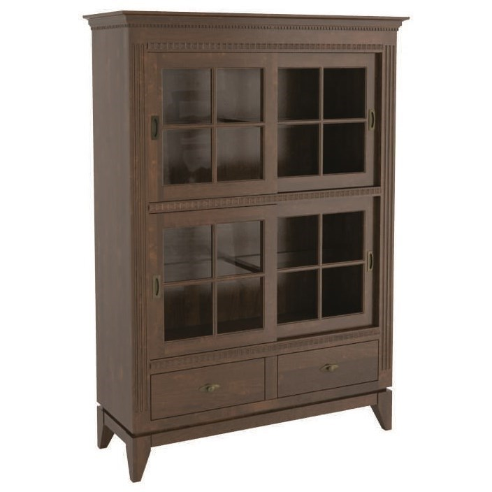 Customizable Buffet/Display Cabinet