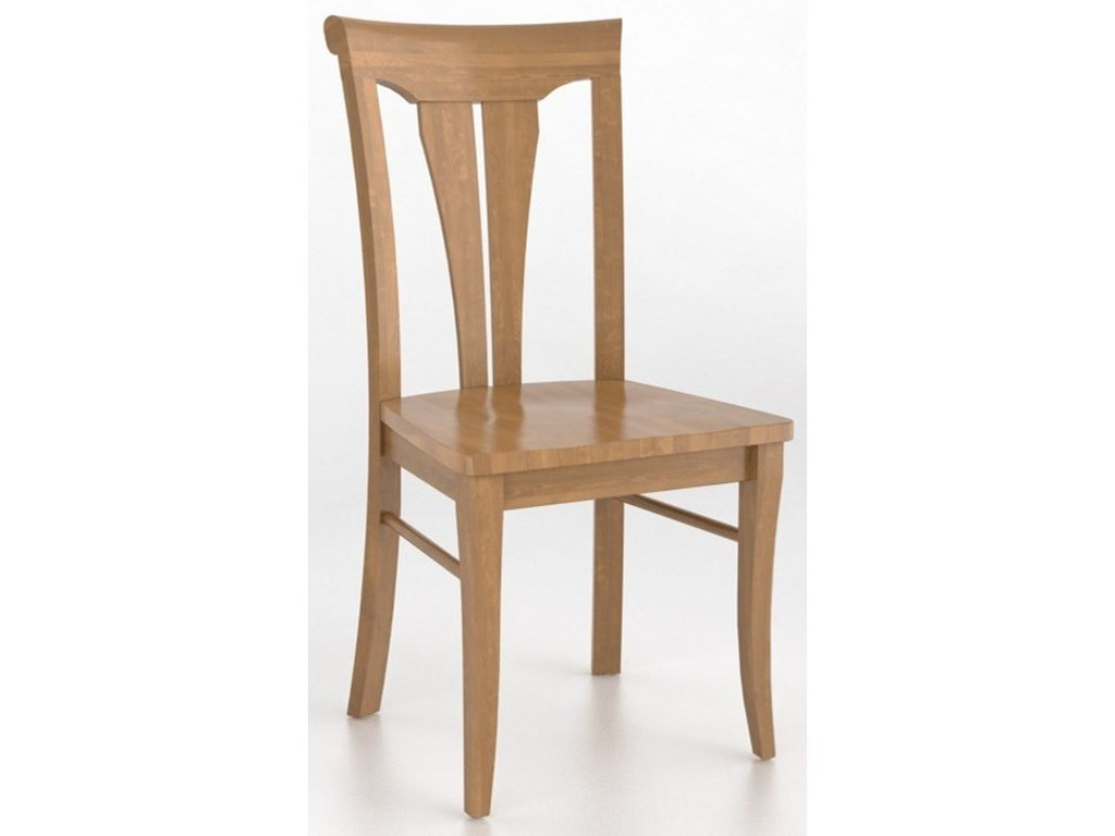 Canadel Custom DiningCustomizable Dining Side Chair