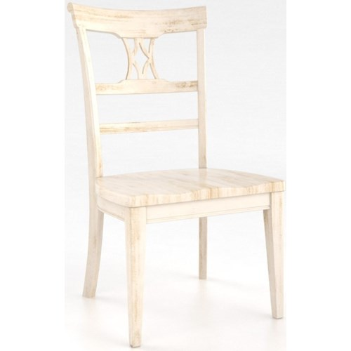 Canadel Custom Dining Customizable Side Chair