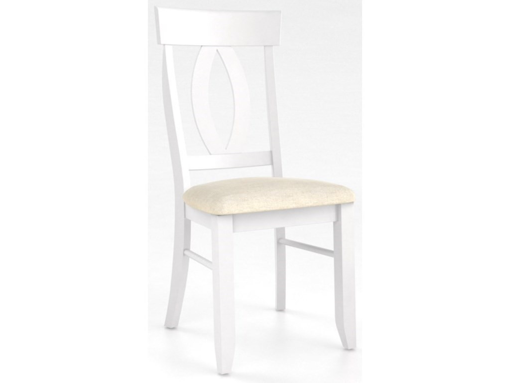 Canadel Custom DiningCustomizable Side Chair