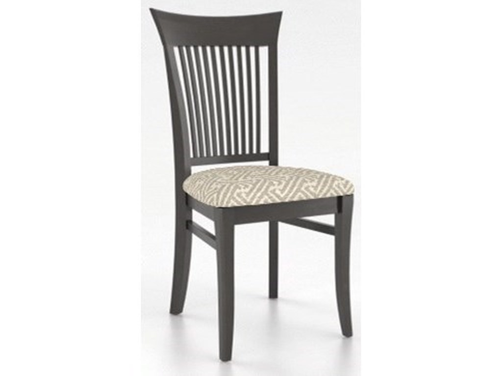 Canadel Custom DiningCustomizable Upholstered Dining Side Chair