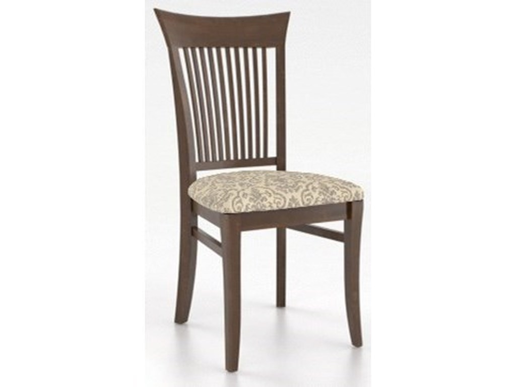 Canadel Core - Custom DiningCustomizable Upholstered Dining Side Chair