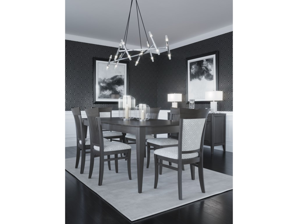 Canadel Core - Custom DiningDining Room Group