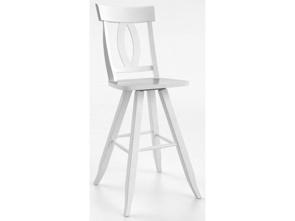 Canadel Custom DiningCustomizable Bar Stool