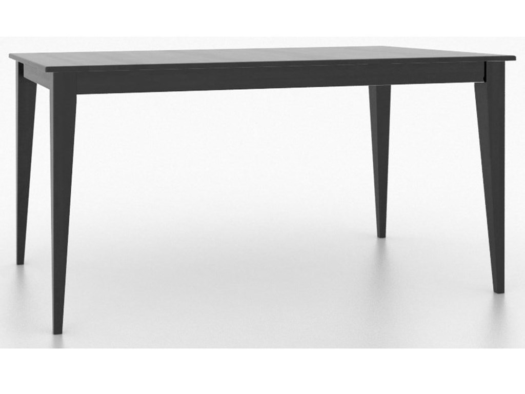 Canadel Custom DiningCustomizable Counter Table