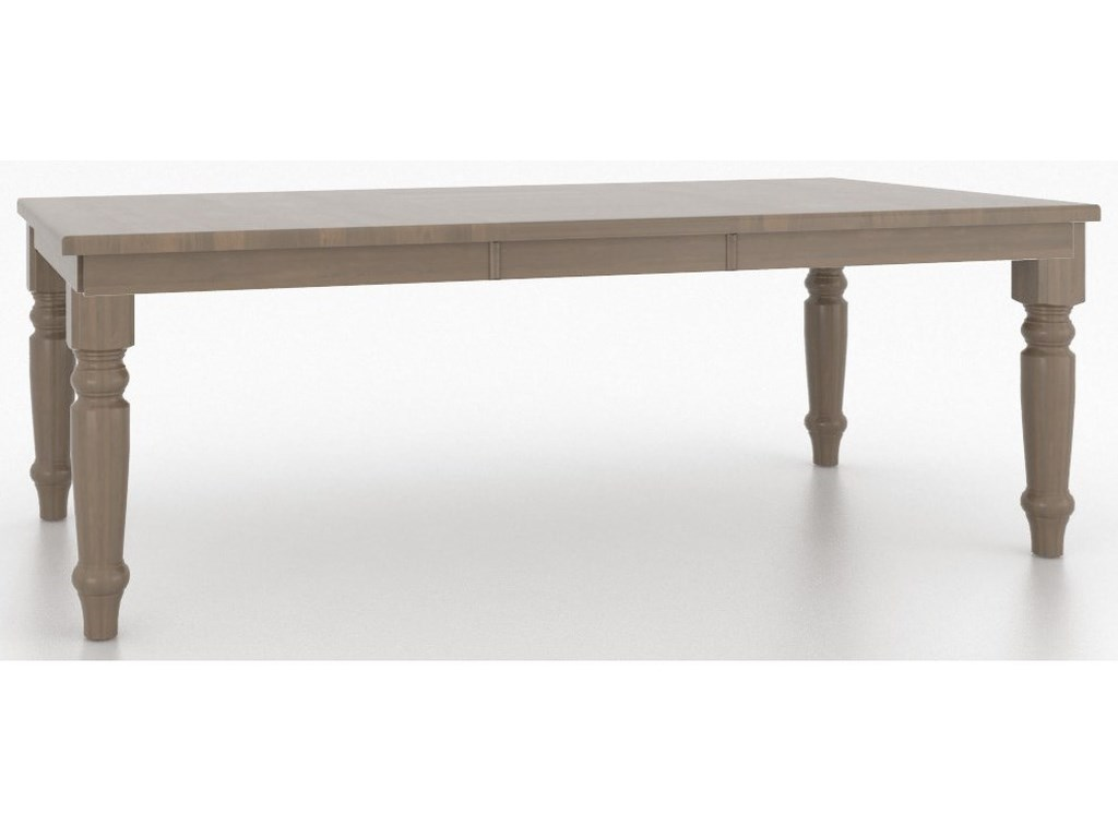 Canadel Custom DiningCustomizable Dining Table