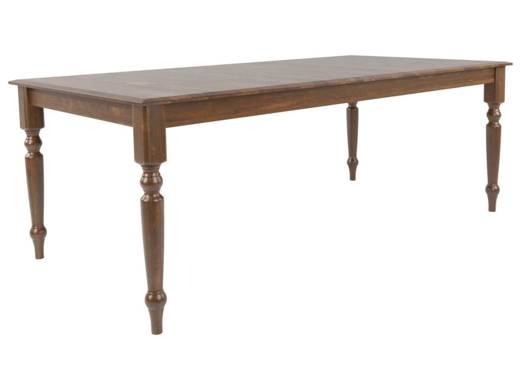 Canadel Core - Custom DiningCustomizable Dining Table