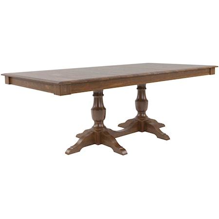 Customizable Rectangular Dining Table