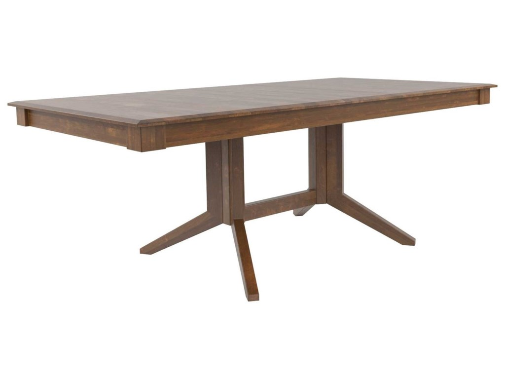 Canadel Core - Custom DiningCustomizable Rectangular Dining Table