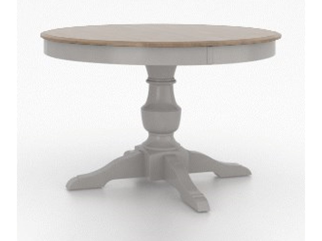 Canadel Core - Custom DiningCustomizable Round Dining Table
