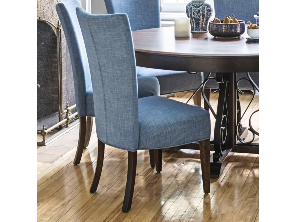 Canadel Custom DiningCustomizable Upholstered Side Chair