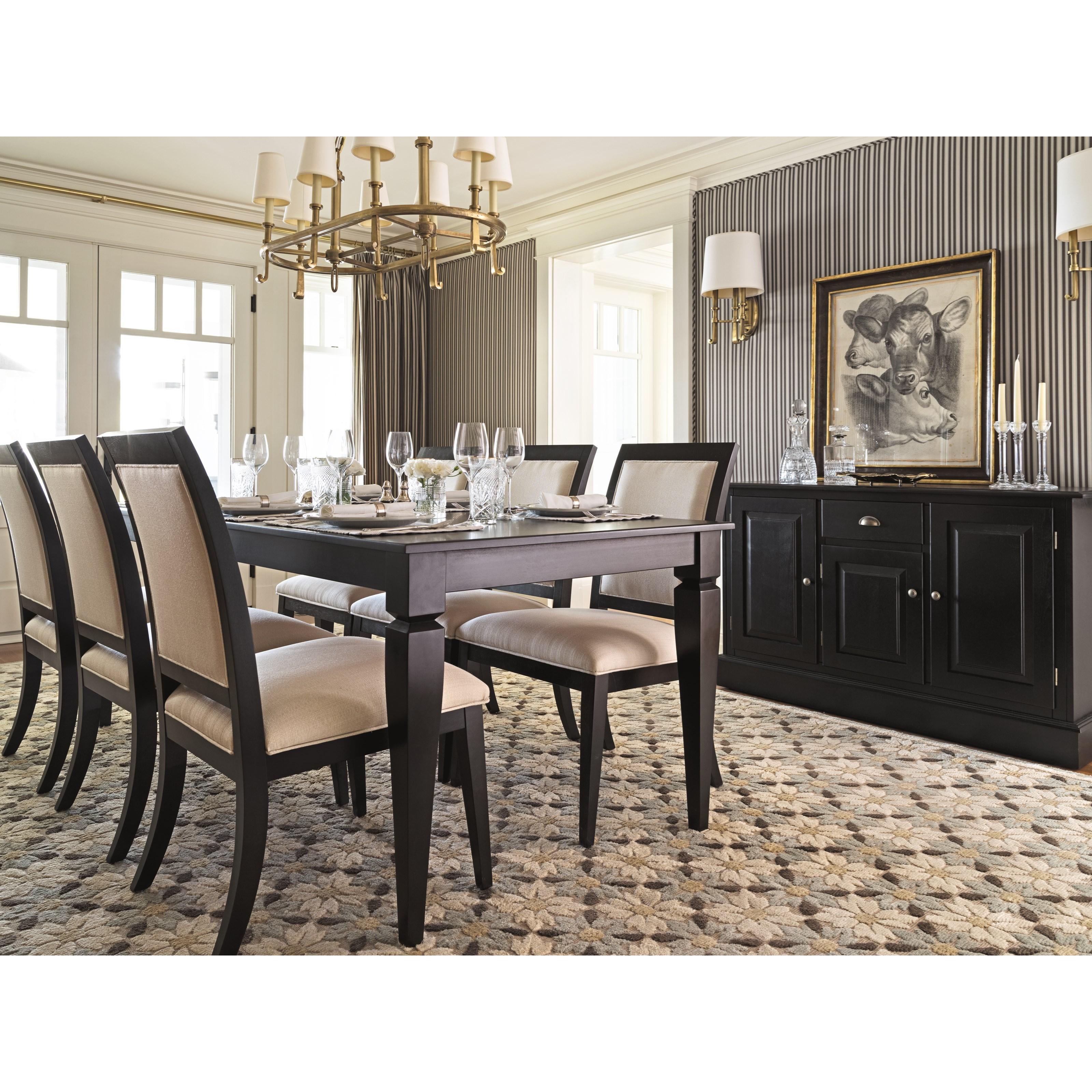 Canadel Custom Dining Dining Room Group