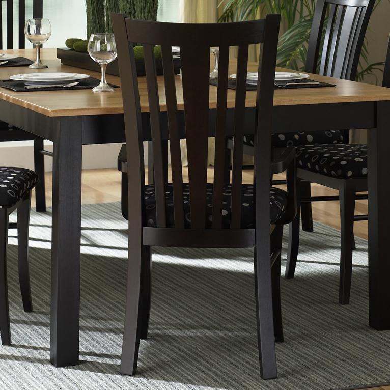 Canadel Custom Dining - Contemporary<b>Customizable</b> Upholstered Armchair