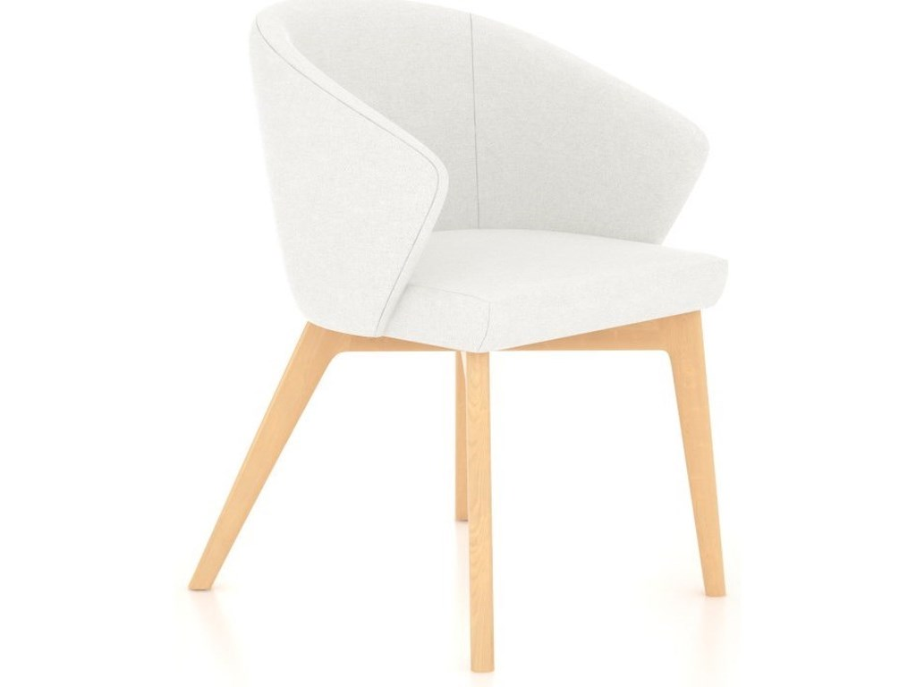 Canadel Downtown - Custom DiningCustomizable Dining Chair