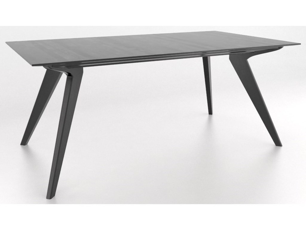 Canadel Downtown - Custom DiningCustomizable Rectangular Table
