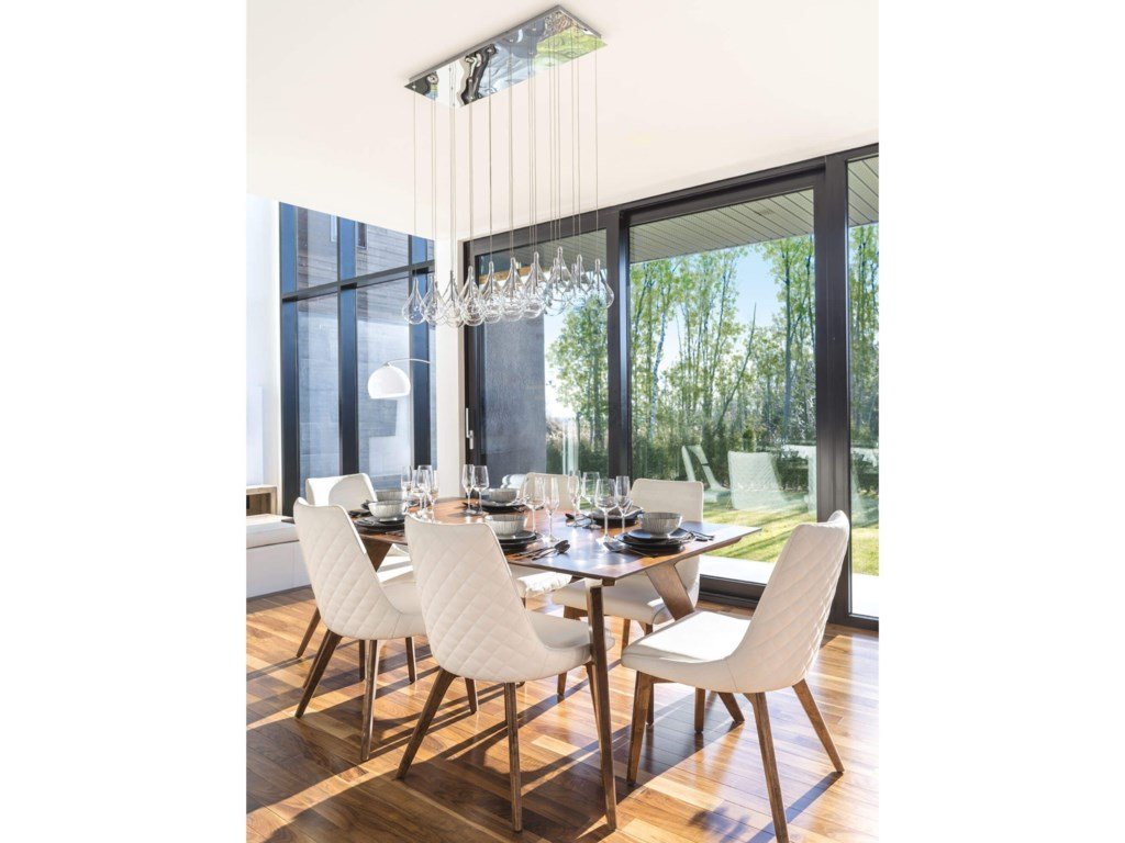 Canadel Downtown - Custom DiningCustomizable Dining Table