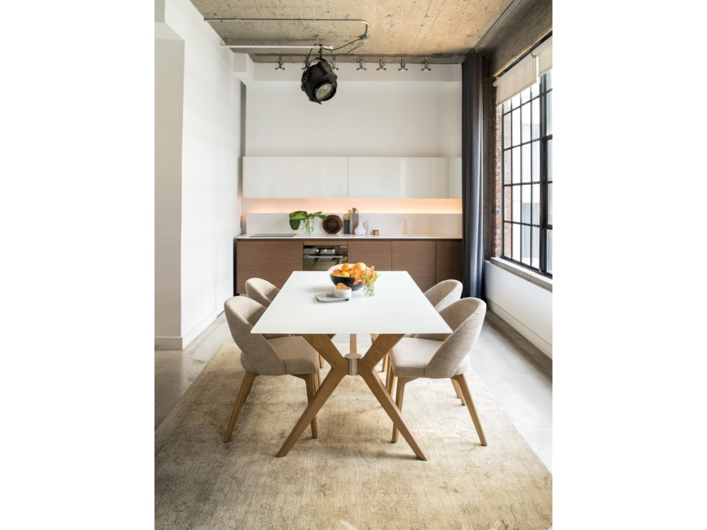 Canadel Downtown - Custom DiningCustomizable Dining Set