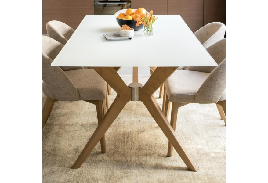 Canadel Downtown Custom Dining Customizable Gl Top
