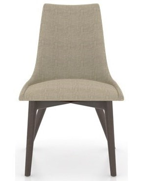 Canadel Downtown - Custom DiningCustomizable Side Chair