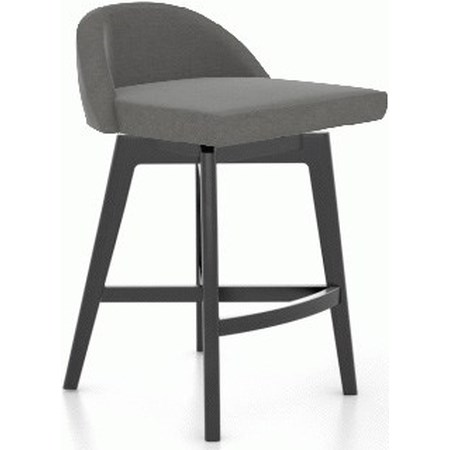 "Customizable 25"" Fixed Stool"