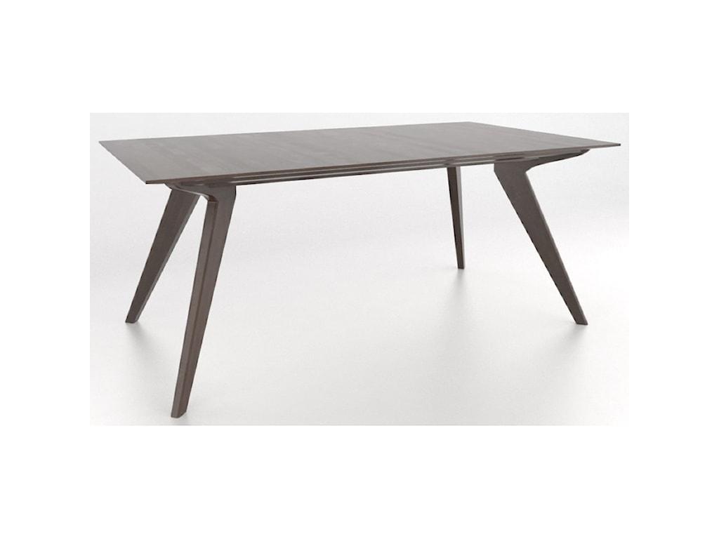 Canadel Downtown - Custom DiningCustomizable Rectangular Table